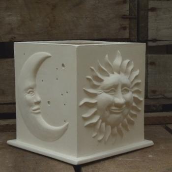box zon/maan