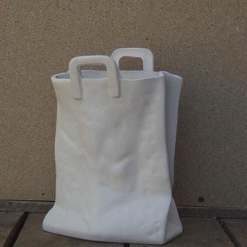 zak groot met handvat