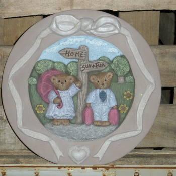 bord beren reizend