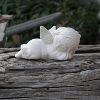 engeltje klein slapend