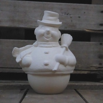 roly poly sneeuwman