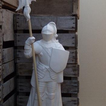 ridder met lans