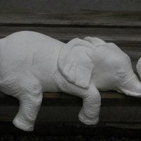 olifant afhangend groot