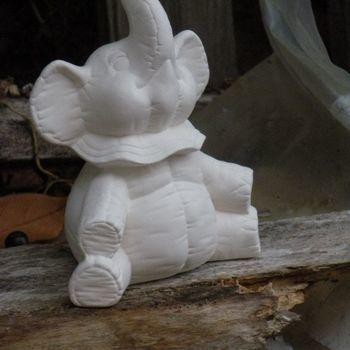 olifant klein stof