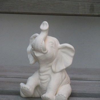 olifant klein zit