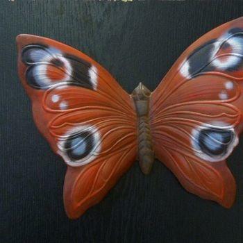 vlinder groot
