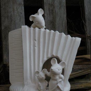 accordeon met muisjes