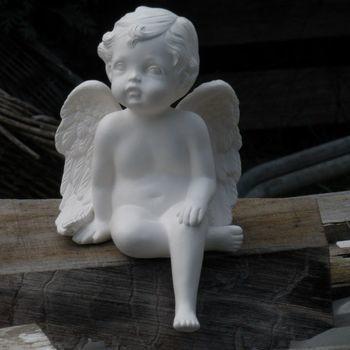 engel afhangend 1 been