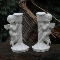 engel kandelaar (L-R)