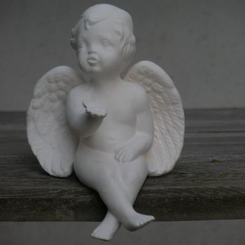 engel klein blazend