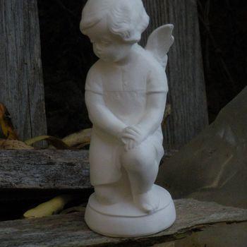 engeltje cupido knielend