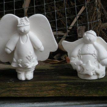 knooppopje heel klein engel (2#)