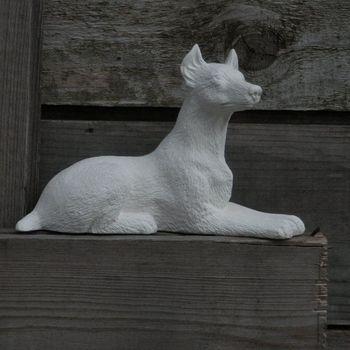 hond doberman klein
