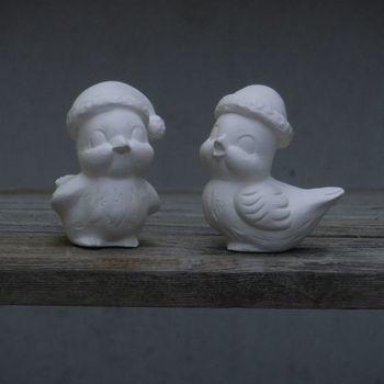 vogeltjes kerst met hoedje (2)