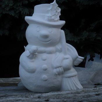 sneeuwman klein I