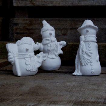 sneeuwmannetjes klein (3#)