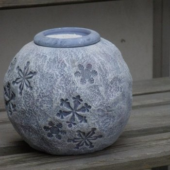 kandelaar sneeuwvlok medium