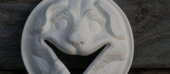 diergezichten spaarpot (3#)