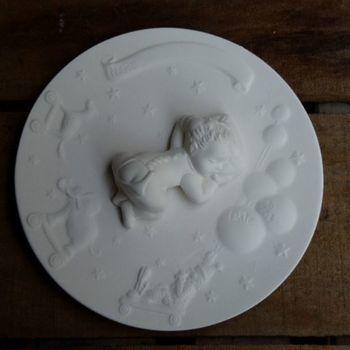 bord geboorte kindje 1
