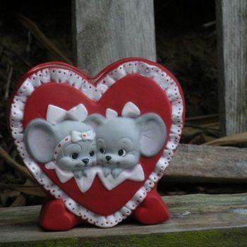 hart met muisjes