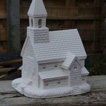 huisje kerk groot