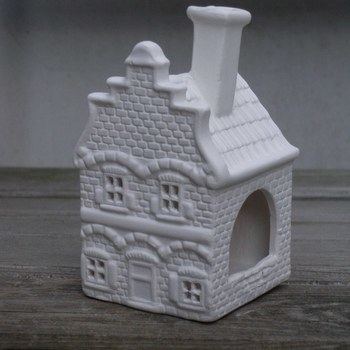huisje klein (rookhuisje)