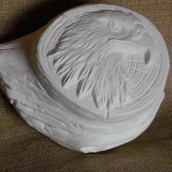 doos hout deksel adelaar
