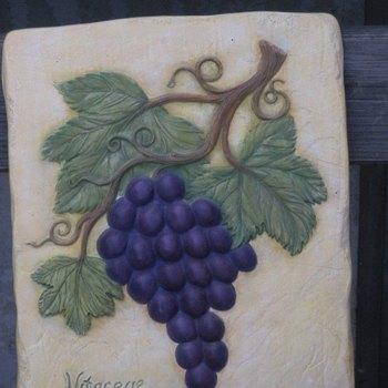 tegel druiven