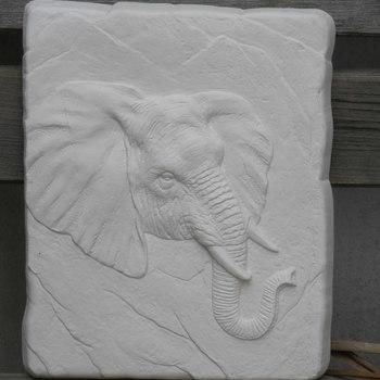 tegel olifant