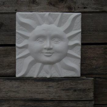 tegel zon