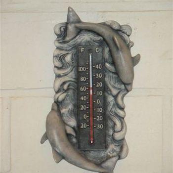 thermometer dolfijnen