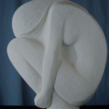 dame mediterend