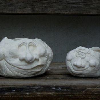 steen klein lachtend pot (2)