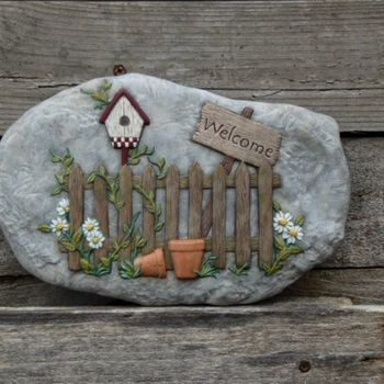 steen welkom hekje