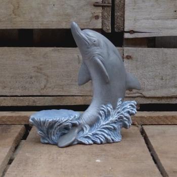 dolfijn theelichtje