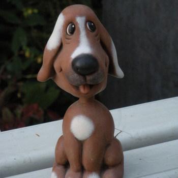 wiebel hond