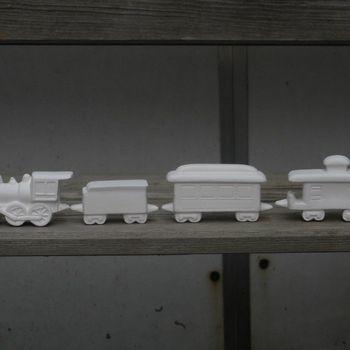 speelgoed treintje klein