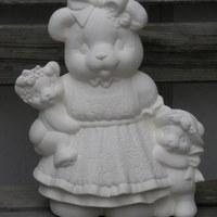 beer aardbeien moeder