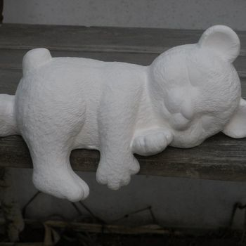 beer afhangend slapend