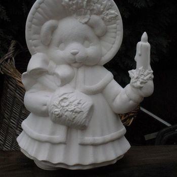 beer kerst moeder