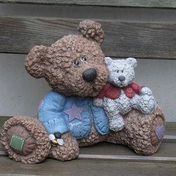 beer knubby met beertje