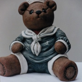 beer met matrozenpak