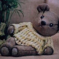 beer met trui