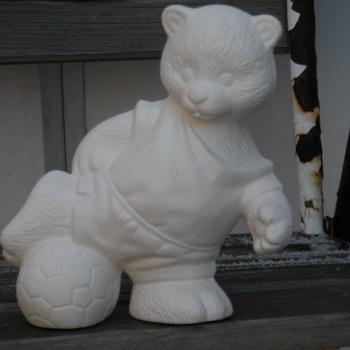 beer sport voetbal klein